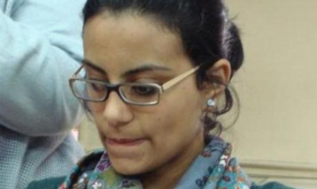 Egyptian activist Mahinour Hassan El-Siyad