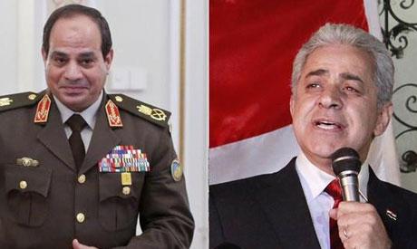 El-Sisi & Sabbahi