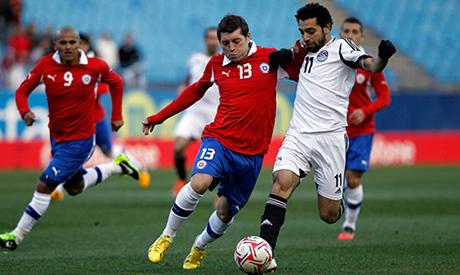 Egypt v Chile