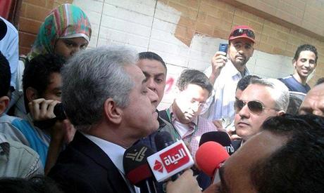 Presidential candidate Hamdeen Sabahi