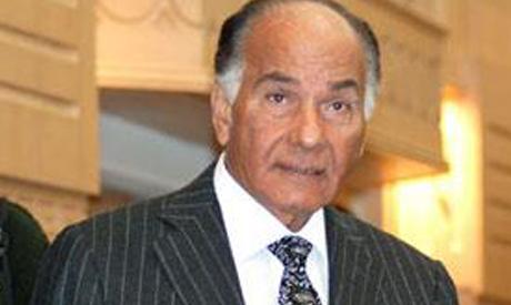 Egyptian businessman Mohamed Farid Khamis