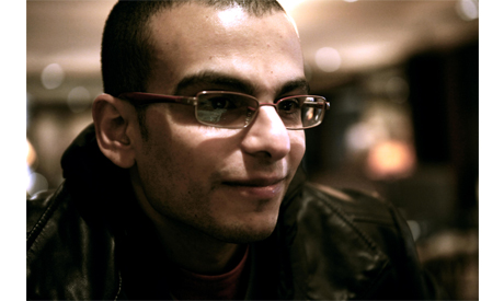Director Amir Ramses. Photo: Courtesy of Ramses