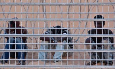 African migrants