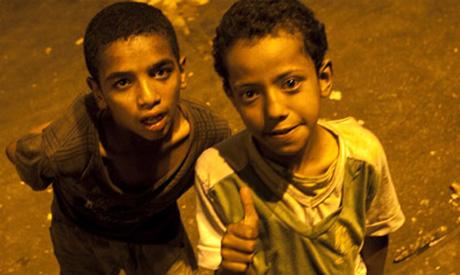 Egypt's street children