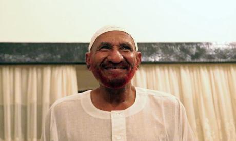 Sadiq al Mahdi Reuters
