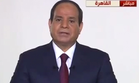 El-Sisi speech