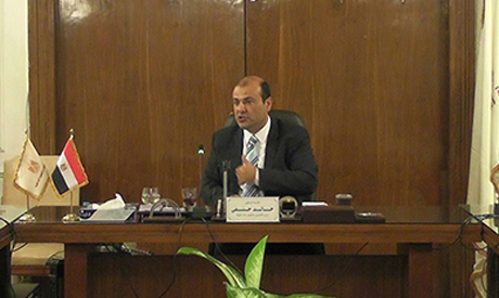 Minister of Supply Khaled Hanafy