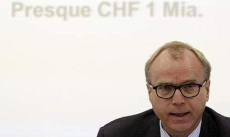 Ambassador and Legal Adviser at the Swiss Foreign Ministry Valentin Zellweger
