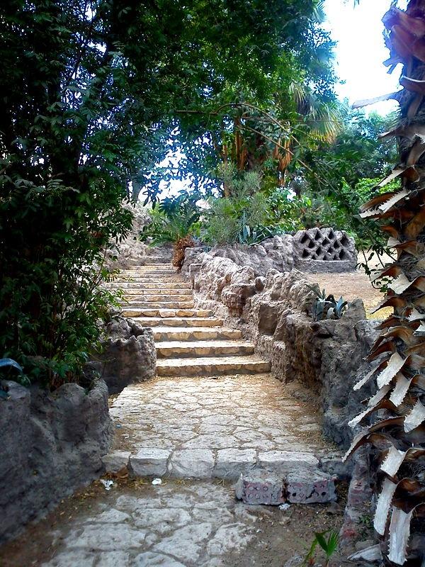 Al-Asmak garden, photo by Farah El-Akkad