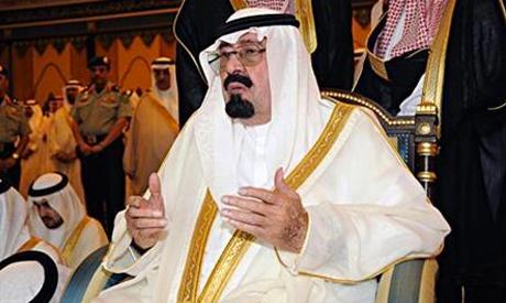 Saudi King Abdullah bin Abdulaziz