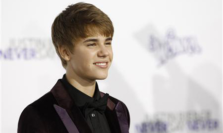 Singer and songwriter Justin Bieber (Photo: Reuters)