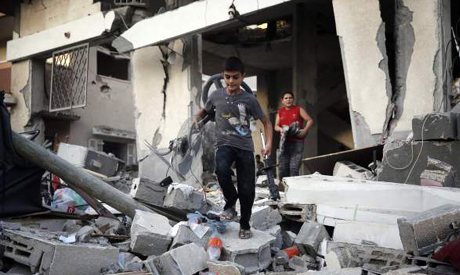 Israel says truce deal reached, Hamas doesn't confirm ...