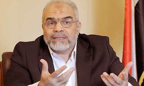 Muslim Brotherhood spokesperson Mahmoud Ghozlan