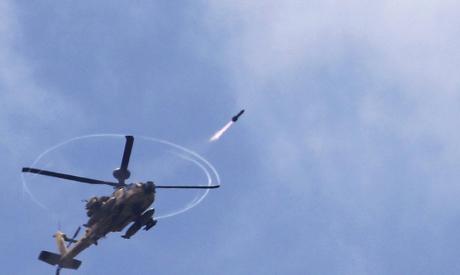Israeli Apache