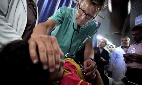 Mads Gilbert, Norwegian doctor