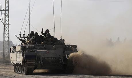 Israel-Gaza Border