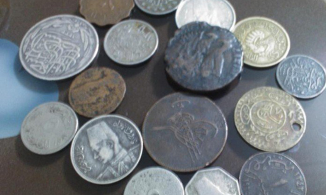 recovered coins