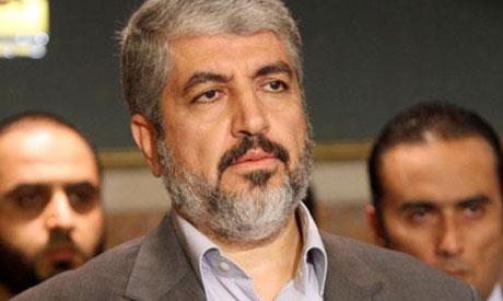 Hamas leader Khaled Meshaal