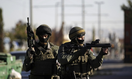 Israeli riot