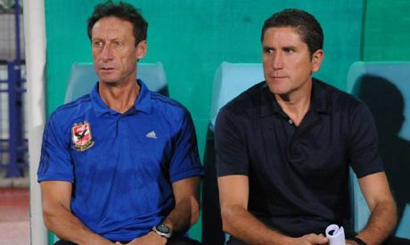 Ahly boss Juan Carlos Garrido