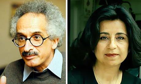 Ahdaf Soueif  and Sonalla Ibrahim