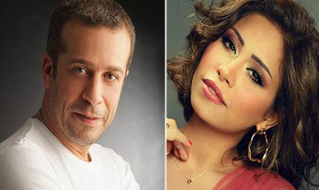 Sherine,Mounir