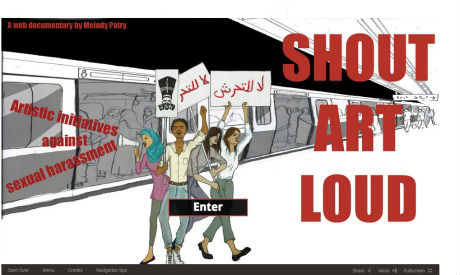 Shout Art Loud