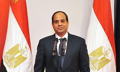 President of Egypt 2014 Egypt's President Abdel Fattah