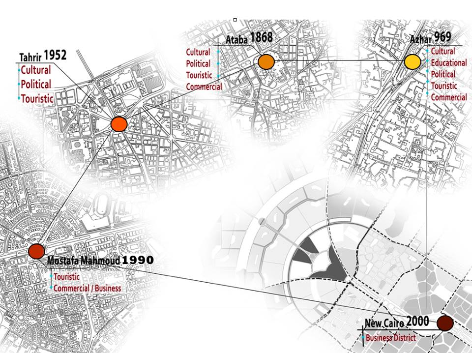 Is It Time For Egypts New Capital City Egypt Ahram Online - Map of egypt with capital