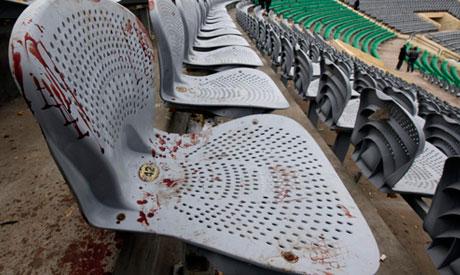 Port Said stadium