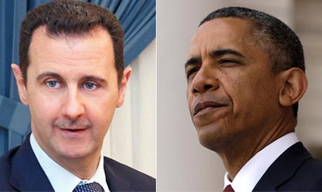 Al-Assad, Obama