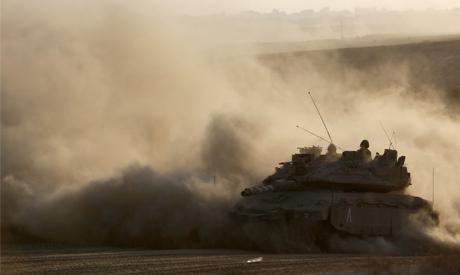 Gaza-Israel Border