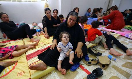 Fled Iraqi Christians