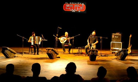 Maktoub Trio will perform in Denmark (Photo: Maktoub Trio Facebook page)