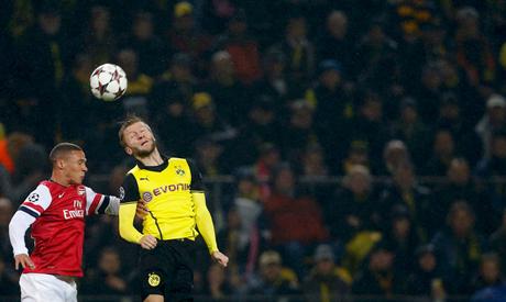 Borussia Dortmund Vs Arsenal