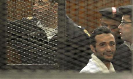 Political activist Ahmed Douma