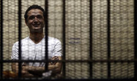 Egyptian activist Ahmed Douma