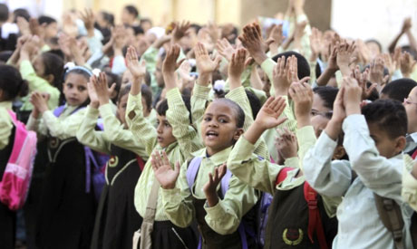 Egyptian schools (Reuters)