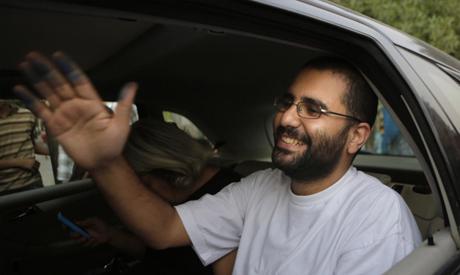 Alaa Abd El-Fattah