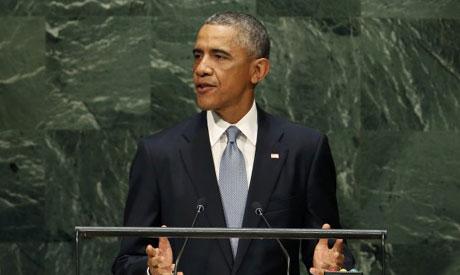 Obama UN big