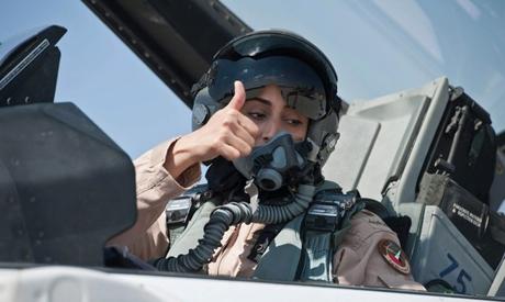 Major Mariam Al Mansouri
