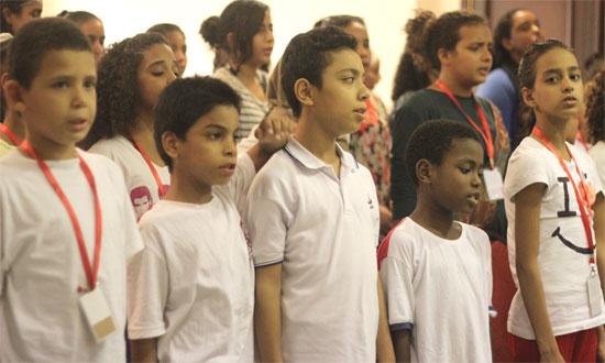 Egypt Children Choir