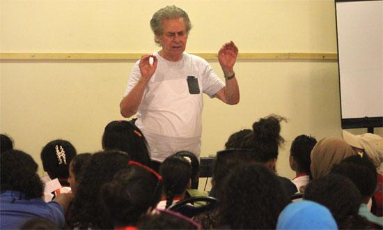 Selim Sahab and Egypt Children Choir