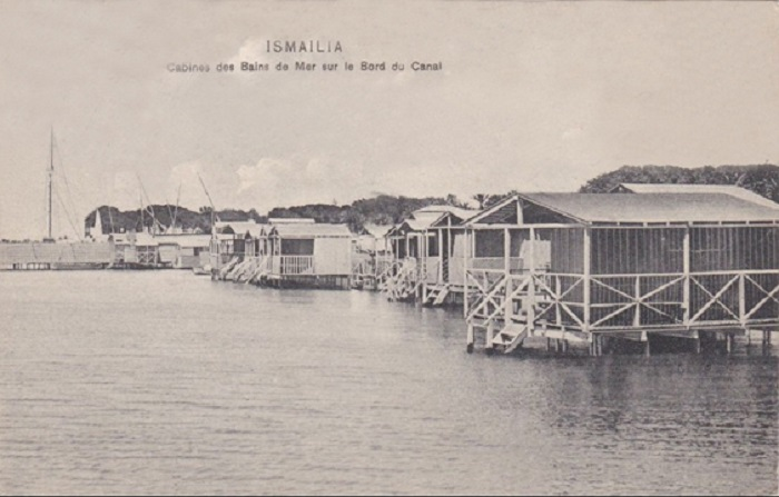 Ismailia Cabins On Canal shores