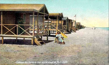 Port Said Beach Cabins