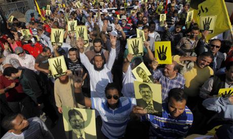 Morsi Supporters