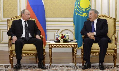 Putin/Nazarbayev