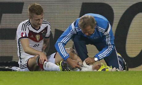 Germany's Marco Reus