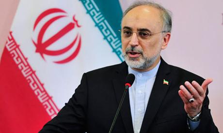 Iran nuclear chief Ali Akbar Salehi. Reuters