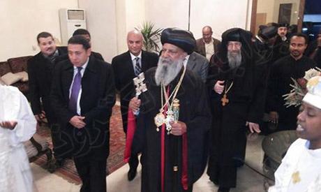 Ethiopian Orthodox patriarch